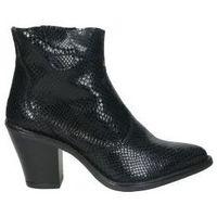 Chaussures Femme Bottines Stilmoda 9708 Noir