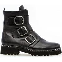 Chaussures Femme Boots Gabor Bottines Noir