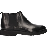 Chaussures Homme Boots L'homme National 1044 Noir