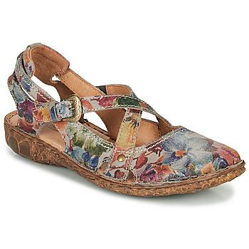 Chaussures Femme Sandales et Nu-pieds Josef Seibel ROSALIE 13 Gris / Multicolor