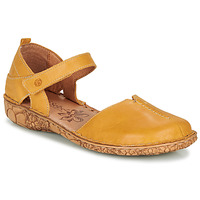 Chaussures Femme Sandales et Nu-pieds Josef Seibel ROSALIE 42 Jaune