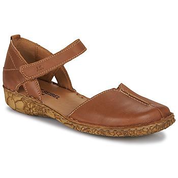 Chaussures Femme Sandales et Nu-pieds Josef Seibel ROSALIE 42 Cognac