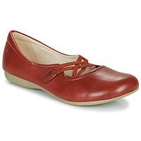 Chaussures Femme Ballerines / babies Josef Seibel FIONA 41 rouge