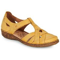 Chaussures Femme Sandales et Nu-pieds Josef Seibel ROSALIE 29 jaune