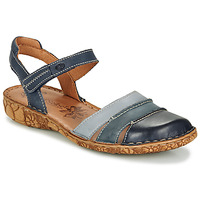 Chaussures Femme Sandales et Nu-pieds Josef Seibel roSALIE 44 Bleu
