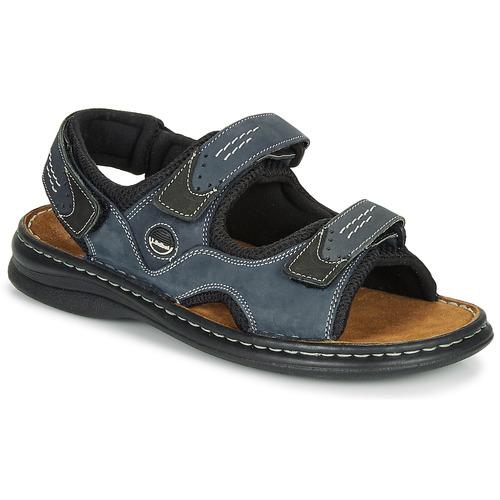 Chaussures Homme Sandales sport Josef Seibel FRANKLIN Bleu