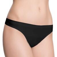 Sous-vêtements Femme Strings Julimex culotte Noir