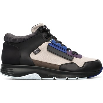 Chaussures Femme Baskets basses Camper Baskets à lacets cuir Drift multicolor