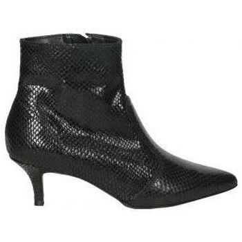 Chaussures Femme Bottines Stilmoda 9308 Noir
