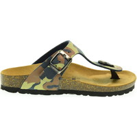 Chaussures Enfant Tongs Gold Star  Mimetico blu