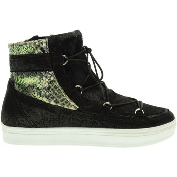 Chaussures Femme Boots Moon Boot  Nero / Panna