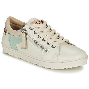 Chaussures Femme Baskets basses Pikolinos LAGOS 901 Blanc