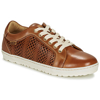 Chaussures Femme Baskets basses Pikolinos LAGOS 901 Cognac