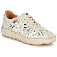 Chaussures Femme Baskets basses Pikolinos MESINA W6B Blanc / Rose