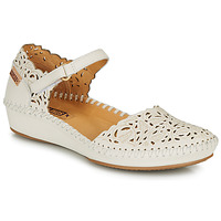 Chaussures Femme Ballerines / babies Pikolinos P. VALLARTA 655 Blanc