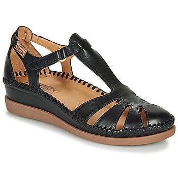 Chaussures Femme Sandales et Nu-pieds Pikolinos CADAQUES W8K Noir