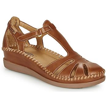 Chaussures Femme Sandales et Nu-pieds Pikolinos CADAQUES W8K Camel