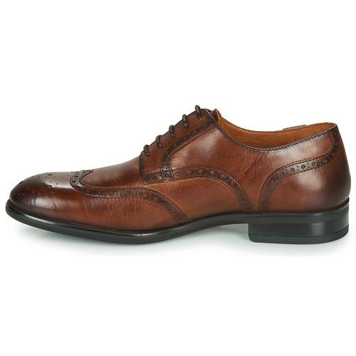 Pikolinos Bristol M7j Marron - Livraison Gratuite- Chaussures Derbies Homme 9350 WrZ7C