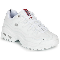 Chaussures Femme Baskets basses Skechers ENERGY Blanc
