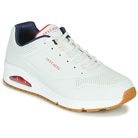 Chaussures Homme Baskets basses Skechers UNO STAND ON AIR Blanc