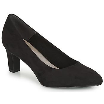 Chaussures Femme Escarpins Tamaris  Noir