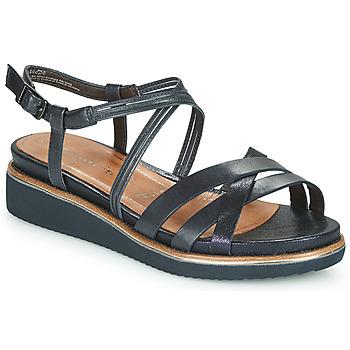 Chaussures Femme Sandales et Nu-pieds Tamaris  Marine