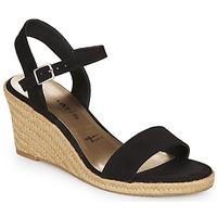 Chaussures Femme Sandales et Nu-pieds Tamaris LIVIA Noir