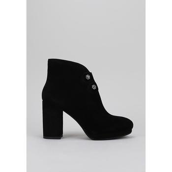 Chaussures Femme Bottines Sandra Fontan  Noir