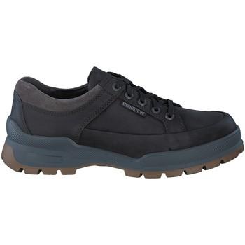 Chaussures Baskets mode Mephisto Basket IACOMO Brune Noir