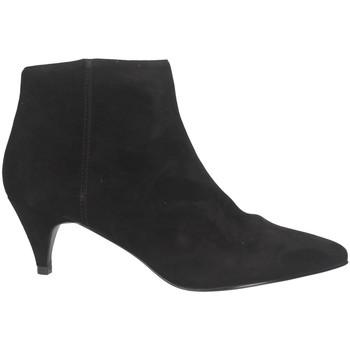 Chaussures Femme Low boots Steve Madden SMSLUCINDA-BLKS Noir