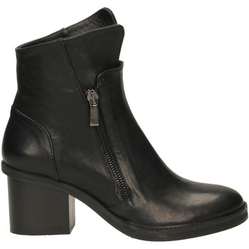 Chaussures Femme Bottines Salvador Ribes TULIA 10 nero