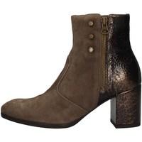 Chaussures Femme Bottines Nero Giardini A908730D ACAJOU