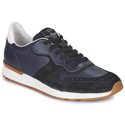 Chaussures Homme Baskets basses Lloyd ANTERO Marine