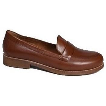 Chaussures Femme Mocassins Karston Mocassin acadou Marron