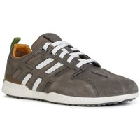 Chaussures Homme Baskets basses Geox Basket u snake 2 a Gris
