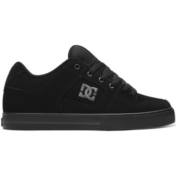 Chaussures Homme Baskets basses DC Shoes Baskets  Pure M 300660 - LPB Noir