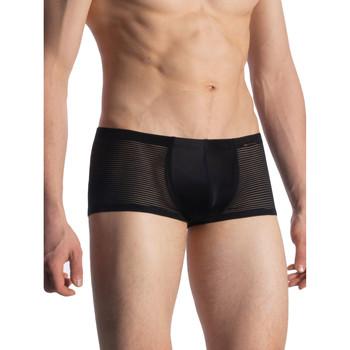 Sous-vêtements Homme Boxers Olaf Benz Shorty RED1913  noir Noir