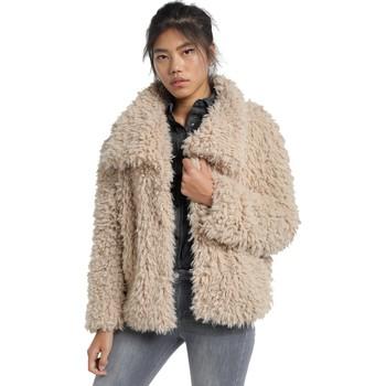 Vêtements Femme Manteaux Lois Veste Beige  Dolly-Alicia 503 Beige