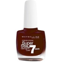 Beauté Femme Vernis à ongles Maybelline New York Vernis SUPERSTAY - 287 Rouge Couture Autres