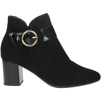 Chaussures Femme Low boots Pitillos 5851 Noir