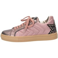Chaussures Fille Baskets basses Romagnoli 4674-916 Basket Enfant Rosa Rosa