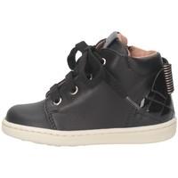 Chaussures Fille Baskets montantes Romagnoli 4069-101 Noir