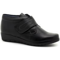 Chaussures Femme Bottines Dliro  Negro