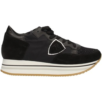 Chaussures Femme Baskets basses Philippe Model TALDXY02 NOIR