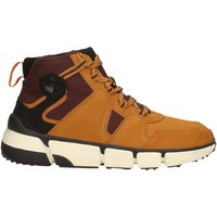 Chaussures Homme Baskets montantes Lumberjack SM58701-001 JAUNE
