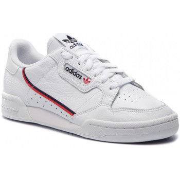 Chaussures Baskets basses adidas Originals continental 80 Blanc
