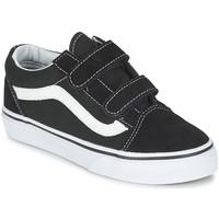 Chaussures Enfant Baskets basses Vans - OLD SKOOL KIDS Noir
