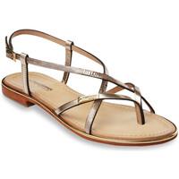 Chaussures Femme Sandales et Nu-pieds Les Tropéziennes par M Belarbi - MONACO Doré