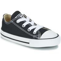 Chaussures Enfant Baskets basses Converse chuck taylor bébé Noir