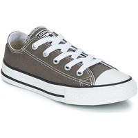 Chaussures Enfant Baskets basses Converse chuck taylor enfant Gris